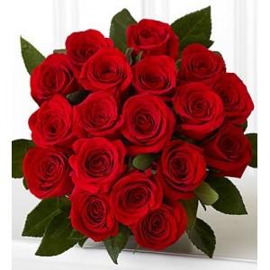 Ramo rosas rojas dia de los enamorados - Ramos de flores hermosas ...